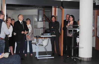 Inauguration de la CLInique FRANcomtoise de la SEP et des pathologies de la myéline