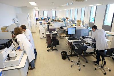 Accréditation du laboratoire