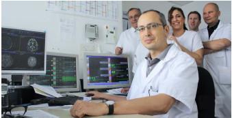 Unité neuro vasculaire : une prise en charge plus rapide des AVC.
